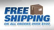 WCA- Free Shipping